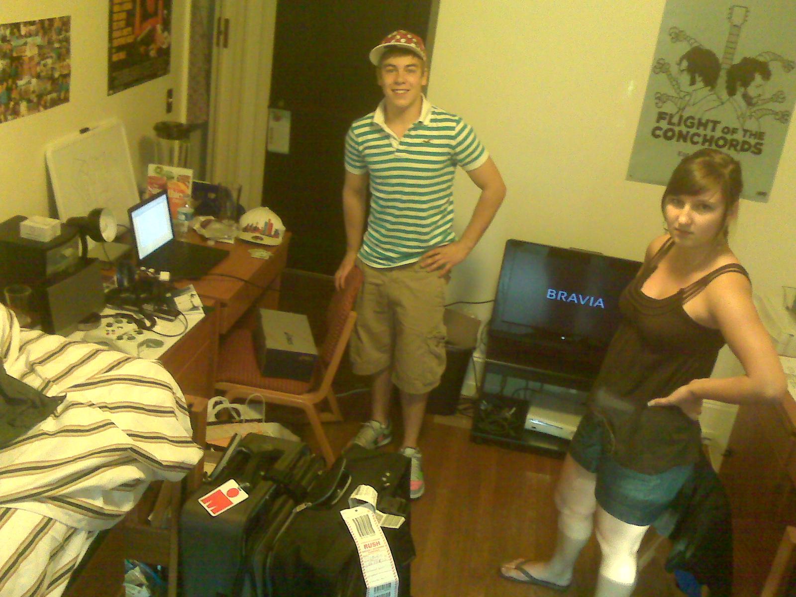 Duke University Dorm Rooms