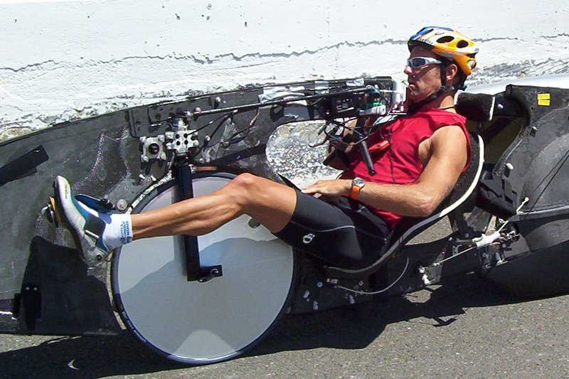 The Recumbent Bicycle And Human Powered Vehicle Information Center